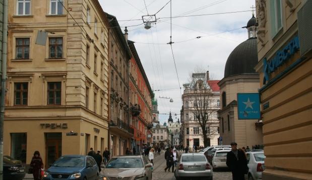 До центру Львова – зась!