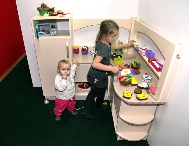 Розвага для дітей і відпочинок для батьків