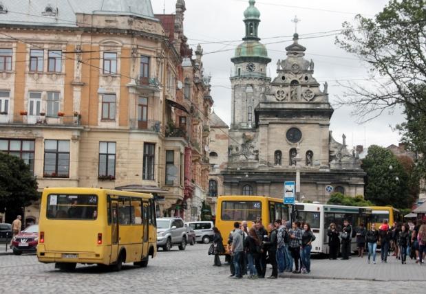 15 гривень до центру Львова thumbnail