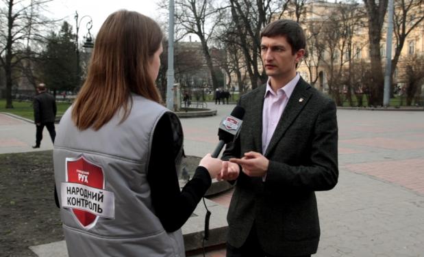 Акцент на безпеку в Шевченківському районі