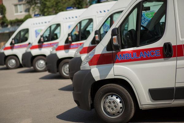 На Львівщині реорганізують службу екстреної медичної допомоги та медицини катастроф