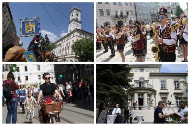 Рідний Львів відзначатиме своє 762-річчя