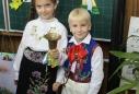 Учні 1-А класу спеціалізованої школи №81 ім. Петра Сагайдачного
