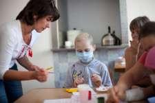 Яворівська іграшка для важкохворих діток