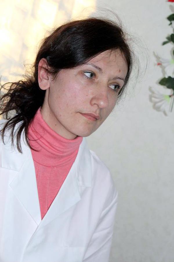 Жіноче обличчя українського війська