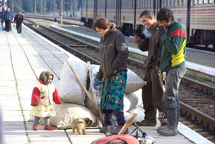 Як Львів стає циганським табором