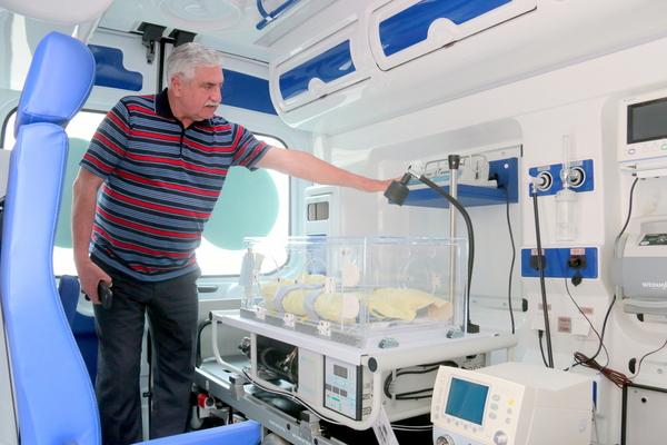 """""""Маємо амбіцію бути однією з найкращих лікарень у Західній Україні"""""""
