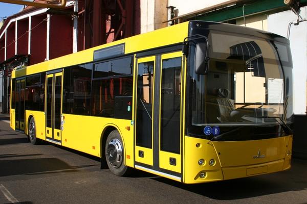 Європейському місту – відповідний транспорт!