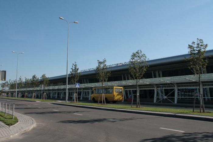 До Києва – з нового терміналу