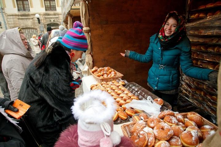 Як у Львові Різдво святкували